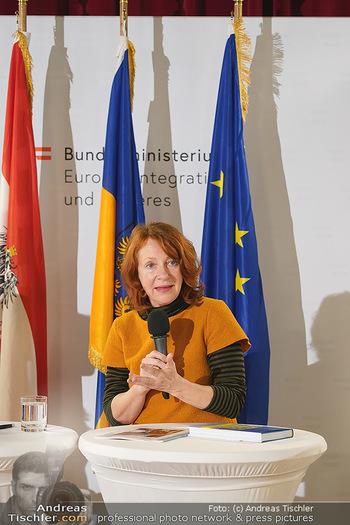 Buchpräsentation ´Kultur.Region.Europa´ - Bundesministerium für Europa, Integration und Äußeres, Wien - Mi 27.11.2019 - 77