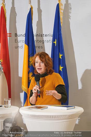 Buchpräsentation ´Kultur.Region.Europa´ - Bundesministerium für Europa, Integration und Äußeres, Wien - Mi 27.11.2019 - 78