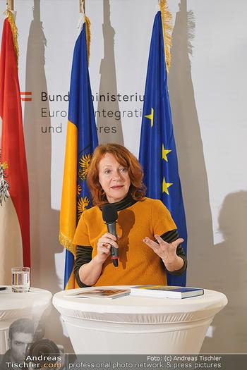 Buchpräsentation ´Kultur.Region.Europa´ - Bundesministerium für Europa, Integration und Äußeres, Wien - Mi 27.11.2019 - 79