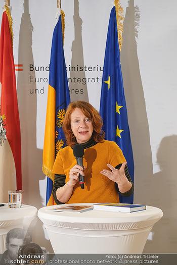 Buchpräsentation ´Kultur.Region.Europa´ - Bundesministerium für Europa, Integration und Äußeres, Wien - Mi 27.11.2019 - 80