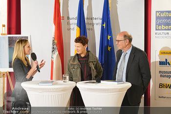 Buchpräsentation ´Kultur.Region.Europa´ - Bundesministerium für Europa, Integration und Äußeres, Wien - Mi 27.11.2019 - 81
