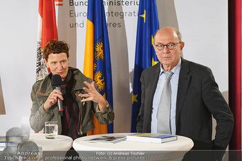 Buchpräsentation ´Kultur.Region.Europa´ - Bundesministerium für Europa, Integration und Äußeres, Wien - Mi 27.11.2019 - 83