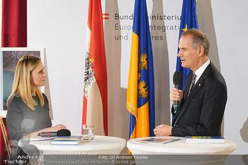 Buchpräsentation ´Kultur.Region.Europa´ - Bundesministerium für Europa, Integration und Äußeres, Wien - Mi 27.11.2019 - 92