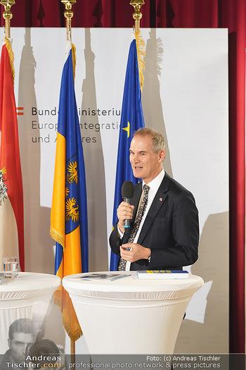 Buchpräsentation ´Kultur.Region.Europa´ - Bundesministerium für Europa, Integration und Äußeres, Wien - Mi 27.11.2019 - Leigh TURNER93
