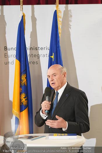 Buchpräsentation ´Kultur.Region.Europa´ - Bundesministerium für Europa, Integration und Äußeres, Wien - Mi 27.11.2019 - Erwin PRÖLL95