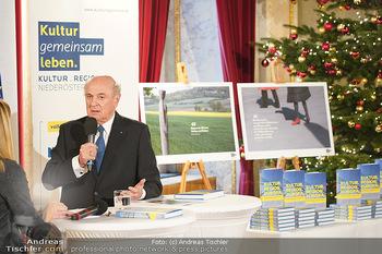 Buchpräsentation ´Kultur.Region.Europa´ - Bundesministerium für Europa, Integration und Äußeres, Wien - Mi 27.11.2019 - Erwin PRÖLL96