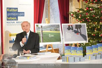 Buchpräsentation ´Kultur.Region.Europa´ - Bundesministerium für Europa, Integration und Äußeres, Wien - Mi 27.11.2019 - Erwin PRÖLL98