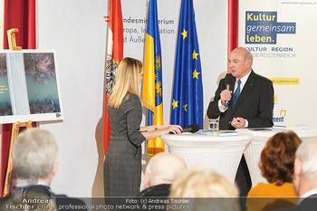Buchpräsentation ´Kultur.Region.Europa´ - Bundesministerium für Europa, Integration und Äußeres, Wien - Mi 27.11.2019 - 99