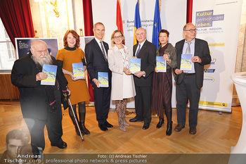 Buchpräsentation ´Kultur.Region.Europa´ - Bundesministerium für Europa, Integration und Äußeres, Wien - Mi 27.11.2019 - 102