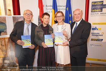 Buchpräsentation ´Kultur.Region.Europa´ - Bundesministerium für Europa, Integration und Äußeres, Wien - Mi 27.11.2019 - 103