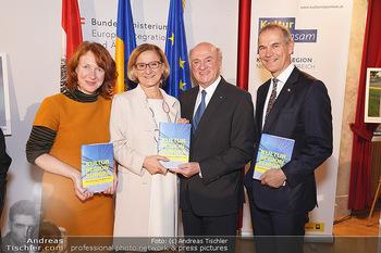 Buchpräsentation ´Kultur.Region.Europa´ - Bundesministerium für Europa, Integration und Äußeres, Wien - Mi 27.11.2019 - 106