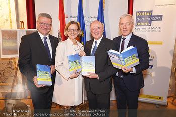Buchpräsentation ´Kultur.Region.Europa´ - Bundesministerium für Europa, Integration und Äußeres, Wien - Mi 27.11.2019 - 110