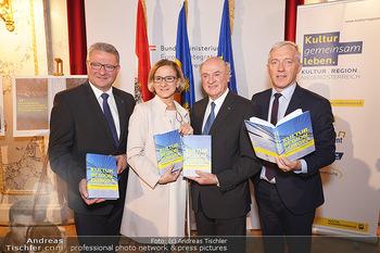 Buchpräsentation ´Kultur.Region.Europa´ - Bundesministerium für Europa, Integration und Äußeres, Wien - Mi 27.11.2019 - 111