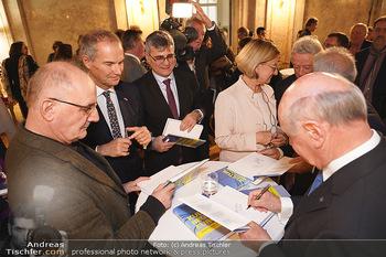 Buchpräsentation ´Kultur.Region.Europa´ - Bundesministerium für Europa, Integration und Äußeres, Wien - Mi 27.11.2019 - 114