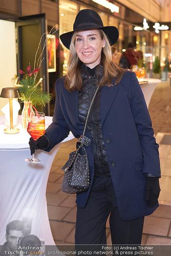 Wintergarten Opening - Bar Campari, Wien - Mi 27.11.2019 - Nadja BERNHARD4