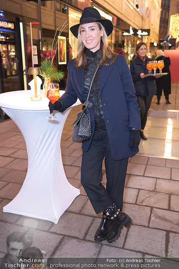 Wintergarten Opening - Bar Campari, Wien - Mi 27.11.2019 - Nadja BERNHARD5