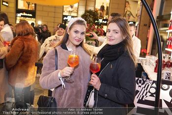 Wintergarten Opening - Bar Campari, Wien - Mi 27.11.2019 - 10