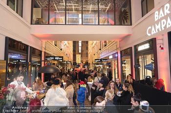 Wintergarten Opening - Bar Campari, Wien - Mi 27.11.2019 - 11