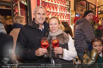 Wintergarten Opening - Bar Campari, Wien - Mi 27.11.2019 - Tini und Michael KONSEL24
