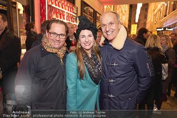 Wintergarten Opening - Bar Campari, Wien - Mi 27.11.2019 - Maria und Andreas GROßBAUER, Peter FRIESE27