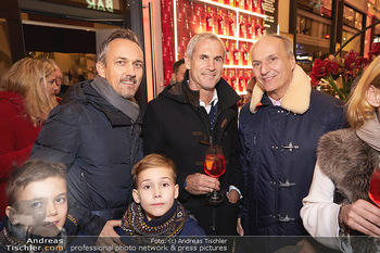 Wintergarten Opening - Bar Campari, Wien - Mi 27.11.2019 - 28