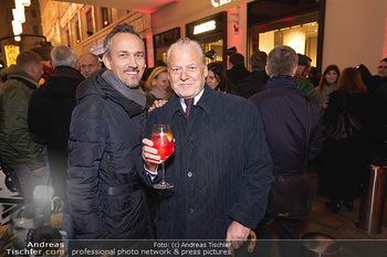 Wintergarten Opening - Bar Campari, Wien - Mi 27.11.2019 - 30