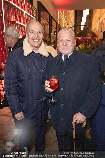 Wintergarten Opening - Bar Campari, Wien - Mi 27.11.2019 - Peter FRIESE, Wolfgang ROSAM31