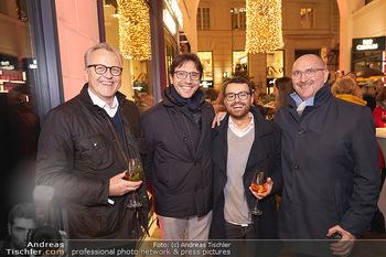 Wintergarten Opening - Bar Campari, Wien - Mi 27.11.2019 - 41