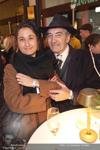 Wintergarten Opening - Bar Campari, Wien - Mi 27.11.2019 - Luigi SCHOBER mit Begleitung42