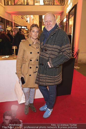 Wintergarten Opening - Bar Campari, Wien - Mi 27.11.2019 - Pauline ROCHAS, Roberto LHOTKA49