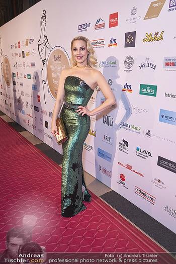 Woman of the year Gala - Rathaus Wien - Mi 27.11.2019 - Silvia SCHNEIDER3