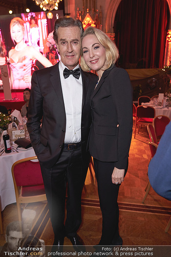 Woman of the year Gala - Rathaus Wien - Mi 27.11.2019 - Rupert EVERETT, Kathrin GLOCK4