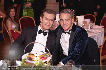 Woman of the year Gala - Rathaus Wien - Mi 27.11.2019 - Rupert EVERETT, Christian CLERICI10
