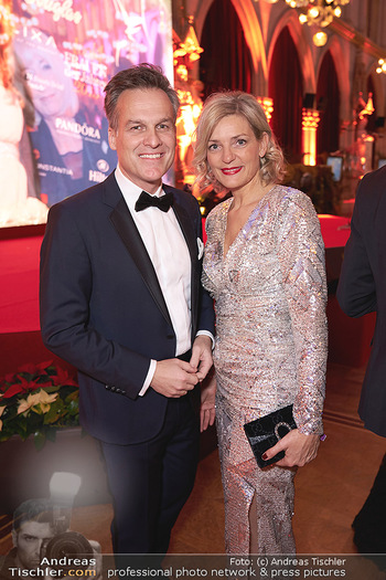 Woman of the year Gala - Rathaus Wien - Mi 27.11.2019 - Tarek LEITNER, Claudia LAHNSTEINER15