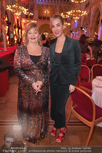 Woman of the year Gala - Rathaus Wien - Mi 27.11.2019 - Inger NILSSON, Nadja BERNHARD16