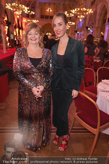 Woman of the year Gala - Rathaus Wien - Mi 27.11.2019 - Inger NILSSON, Nadja BERNHARD17