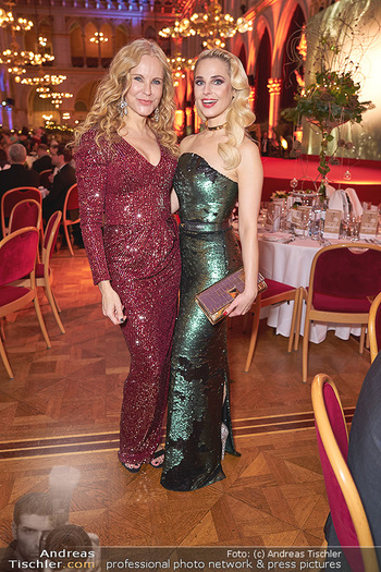 Woman of the year Gala - Rathaus Wien - Mi 27.11.2019 - Katja BURKARD, Silvia SCHNEIDER22