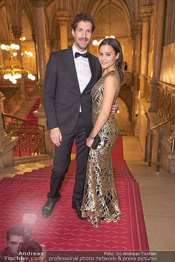 Woman of the year Gala - Rathaus Wien - Mi 27.11.2019 - Oliver SCHERBAUM, Romina COLERUS23