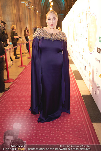 Woman of the year Gala - Rathaus Wien - Mi 27.11.2019 - Hayley HASSELHOFF25