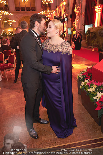 Woman of the year Gala - Rathaus Wien - Mi 27.11.2019 - Hayley HASSELHOFF, Dominic Charles FORELL40