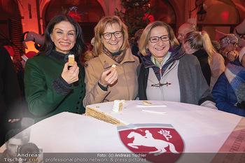 Advent in der Stallburg - Hofreitschule Stallburg, Wien - So 01.12.2019 - Johanna MIKL-LEITNER, Sonja KLIMA, Maria PATEK1