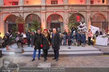 Advent in der Stallburg - Hofreitschule Stallburg, Wien - So 01.12.2019 - 4