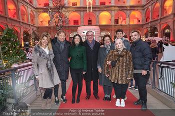 Advent in der Stallburg - Hofreitschule Stallburg, Wien - So 01.12.2019 - 9