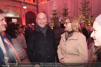 Advent in der Stallburg - Hofreitschule Stallburg, Wien - So 01.12.2019 - Anton Toni FABER, Maria PATEK17