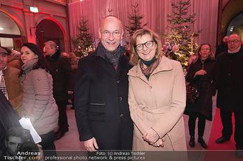 Advent in der Stallburg - Hofreitschule Stallburg, Wien - So 01.12.2019 - Anton Toni FABER, Maria PATEK18