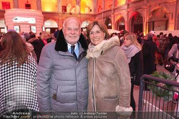Advent in der Stallburg - Hofreitschule Stallburg, Wien - So 01.12.2019 - Manfred und Mirjam AINEDTER21