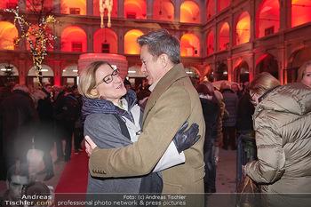 Advent in der Stallburg - Hofreitschule Stallburg, Wien - So 01.12.2019 - Alfons HAIDER, Johanna MIKL-LEITNER26