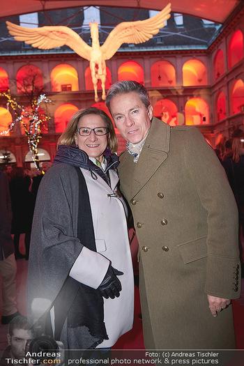 Advent in der Stallburg - Hofreitschule Stallburg, Wien - So 01.12.2019 - Alfons HAIDER, Johanna MIKL-LEITNER27