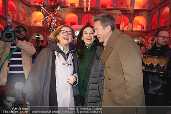 Advent in der Stallburg - Hofreitschule Stallburg, Wien - So 01.12.2019 - Alfons HAIDER, Johanna MIKL-LEITNER, Sonja KLIMA28