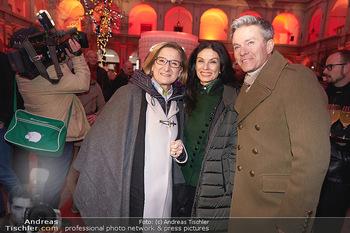 Advent in der Stallburg - Hofreitschule Stallburg, Wien - So 01.12.2019 - Alfons HAIDER, Johanna MIKL-LEITNER, Sonja KLIMA29